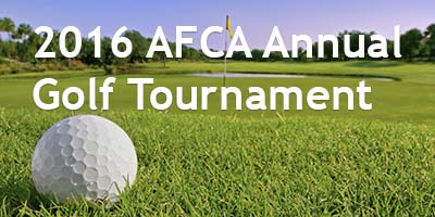 AFCA 2016 Golf Tournament
