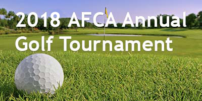 AFCA 2017 Golf Tournament